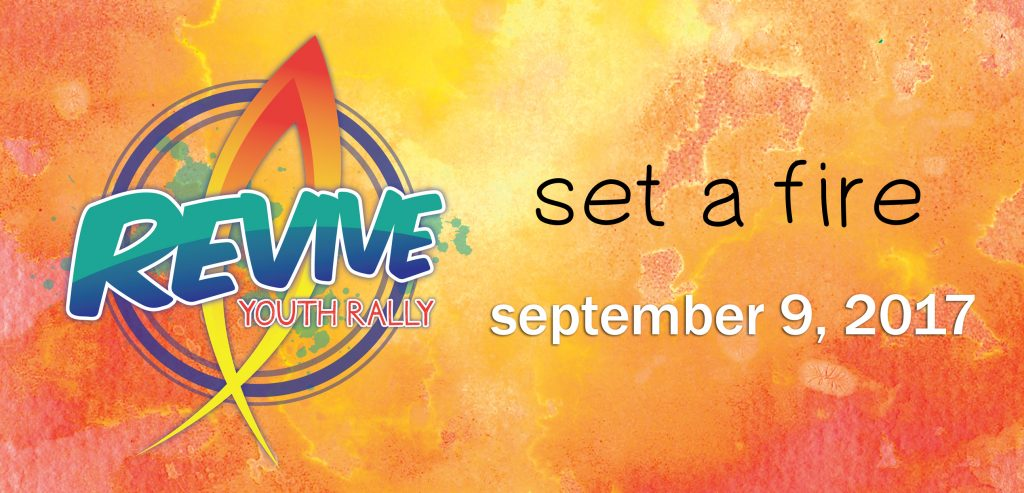 revive youth rally