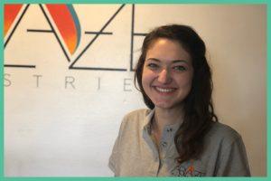 sarah lessmann, ablaze missionary, fundraising