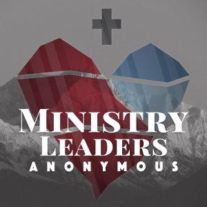 ministry leaders anonymous, podcast, catholic, chris bartlett, matt rice