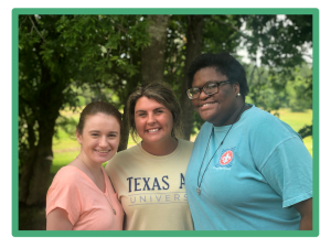 2018 summer interns, catholic missionaries, youth ministry