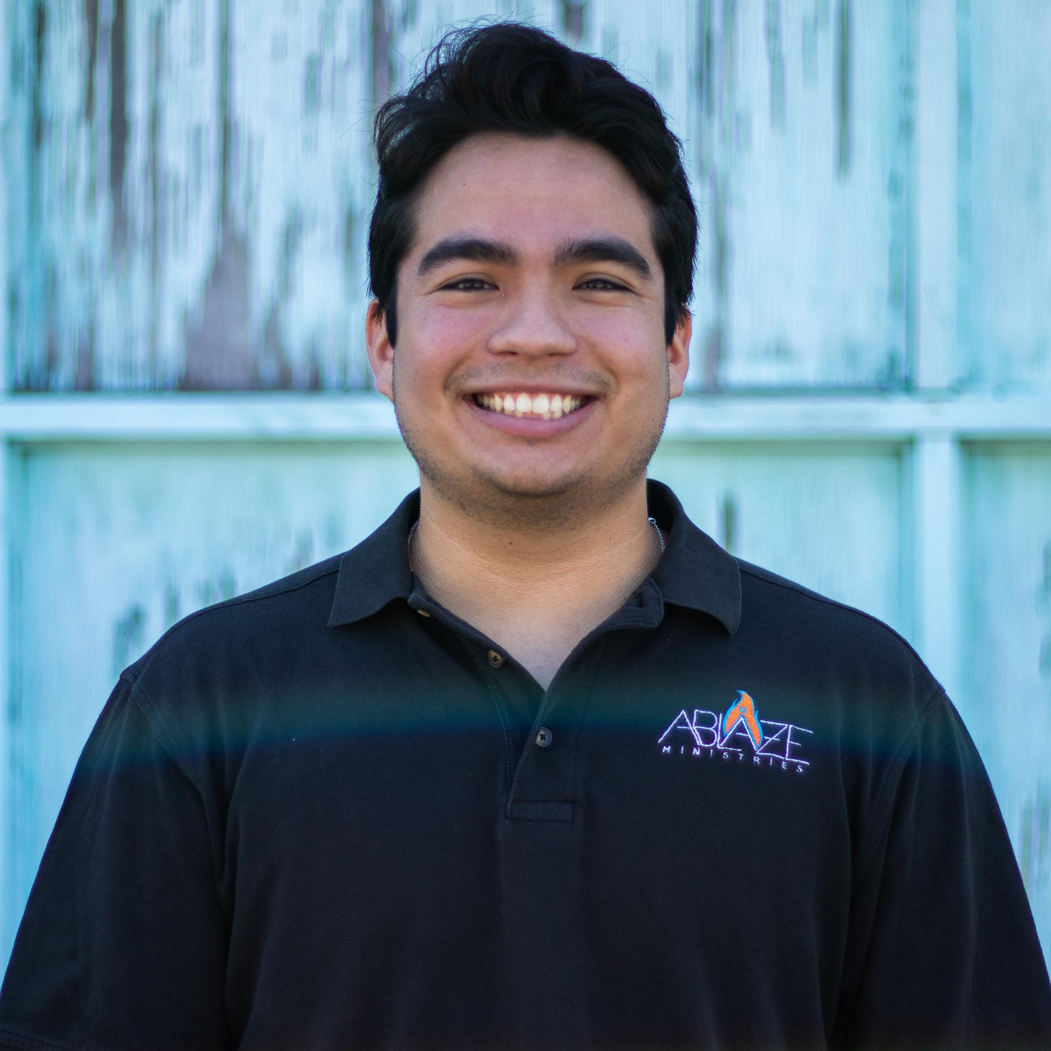 Seth Castillo, ablaze intern